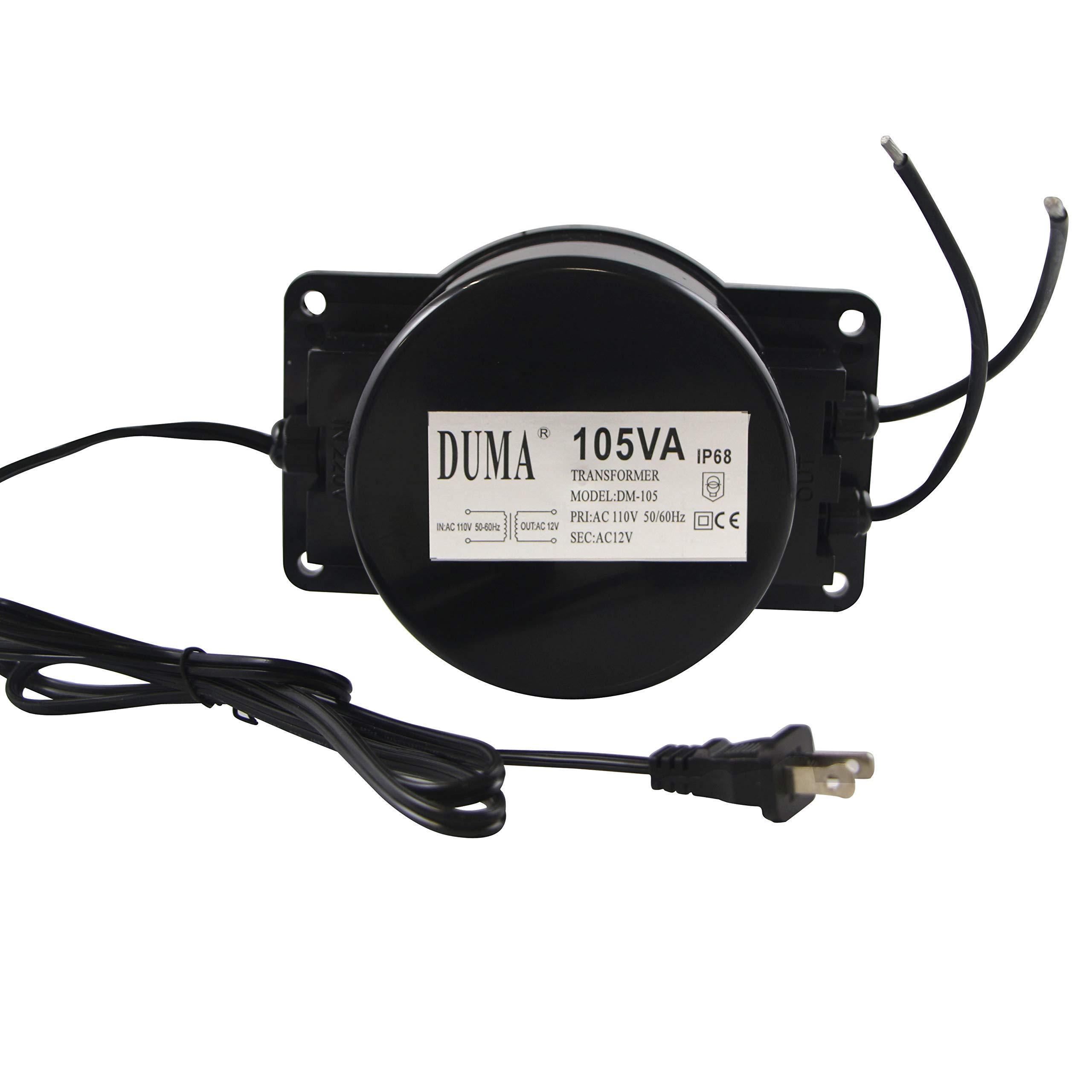 100w 200w AC120v to AC12V Transformer for led Pool Light Waterproof IP65 (100)