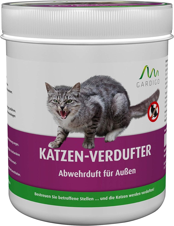 Gardigo - Granulado ahuyentador de gatos 300 gramo: Amazon.es: Jardín