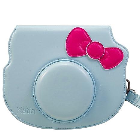 a58a6068733b  Fujifilm Hello Kitty Instant Camera Case  -- Katia Comprehensive  Protection Fujifilm Instax Mini