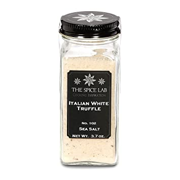 ITALIANO Blanco Alba Truffle Mar salt- en botella para ...
