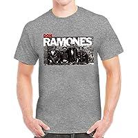Playera de hombre estampada de Don Ramones Rock Ramones