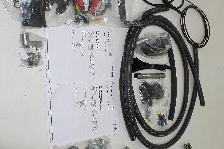Mercedes Ml W166 Diesel Webasto Einbaukit Thermo Top Evo Eco Wiring Standheizung 1318716c Auto