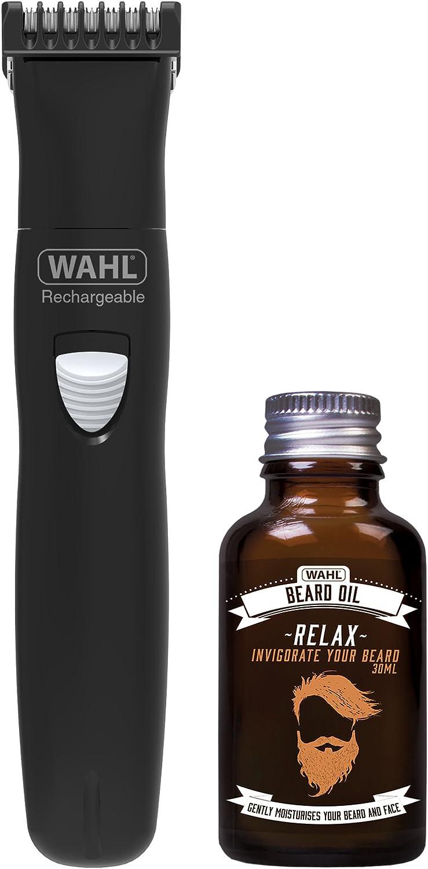 Wahl - Juego de recortadora de barba para hombre y barba, set de ...
