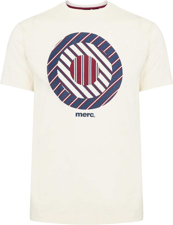 merc - Camiseta para hombre con impresión de objetivo: Amazon.es: Ropa y accesorios