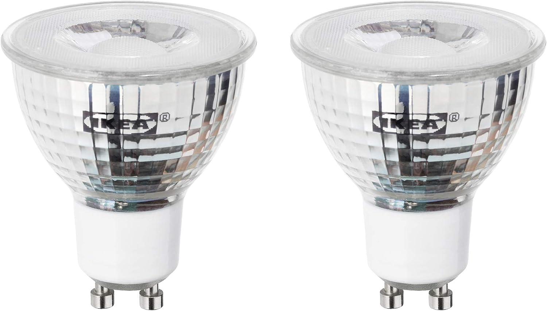 IKEA TRADFRI GU10 400 Lumen Dimmable Smart LED Light Bulb