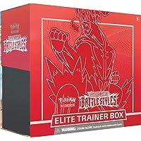Pokemon TCG: Sword & Shield - Battle Styles Elite Trainer Box - Red