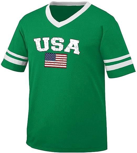 separation shoes f3356 f0b99 Amazon.com: Flag of USA United States of America Men's Retro ...