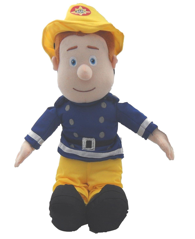 Speelgoed 8601 - Plüschtiere Brandweerman Sam Pluche 30 cm, mehrfarbig Geen Merk B008HQLPBM