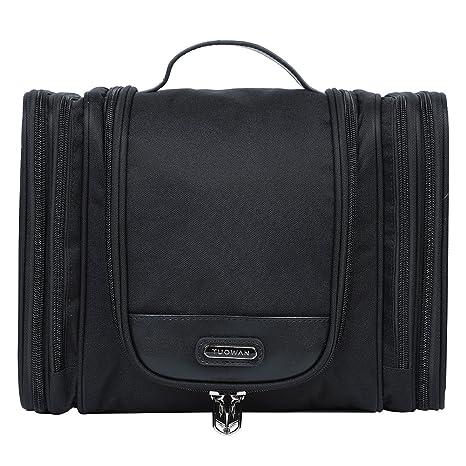 e8a9226ae7ac Image Unavailable. EGOGO Large Travel Toiletry Bag for Men   Women Hanging  Wash Bag Cosmetic Makeup Shaving Bag