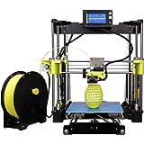 RAISCUBE Desktop 3D Printer Kits DIY Reprap i3 Larger 3D Printing Machine Size 210 x 210 x 225 mm
