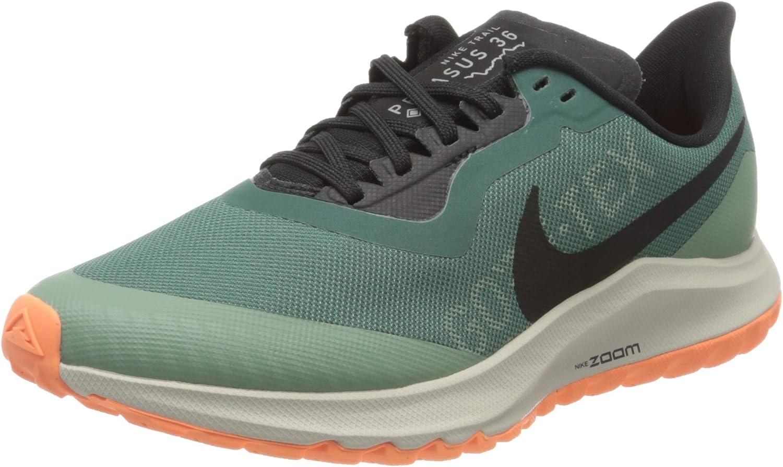 NIKE W Zoom Pegasus 36 Trail GTX, Zapatillas de Running para Mujer ...