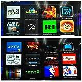 [Free Wireless Mini keyboard] MTQ Pro Smart TV