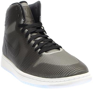 free shipping 704a7 c55a1 Jordan Mens 4Lab1 Black Reflect Silver-White 677690-012 9