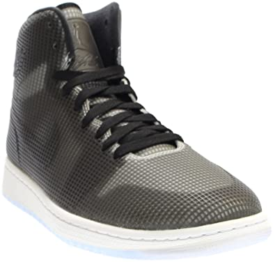 free shipping d6466 43936 Jordan Mens 4Lab1 Black Reflect Silver-White 677690-012 9