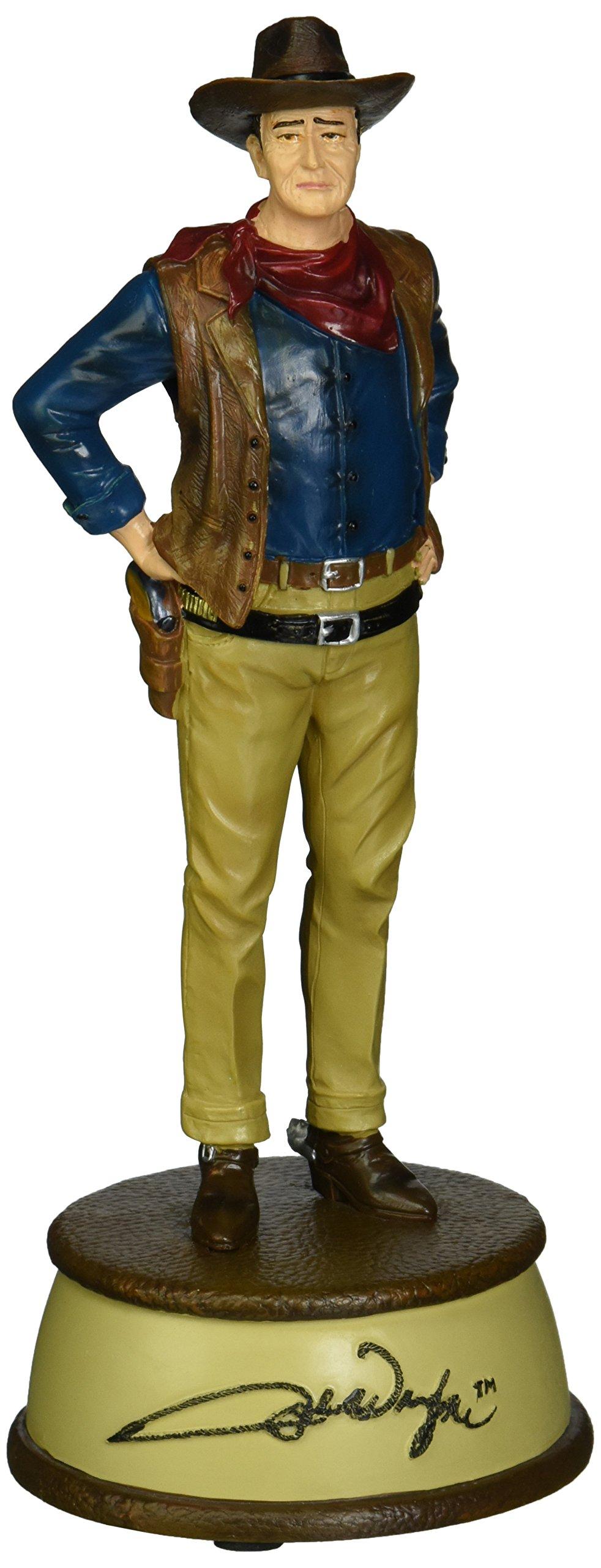 Westland Giftware Resin Figurine, John Wayne