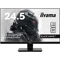 """IIYAMA Black Hawk Moniteur Grand Public 24,5"""" (62,2 cm) HDMI 1920 x 1080 Noir"""