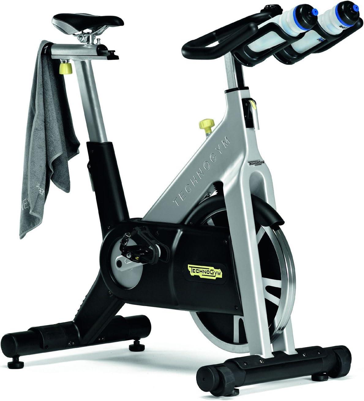 TechnoGym grupo ciclo Spin bicicleta con consola: Amazon.es: Deportes y aire libre