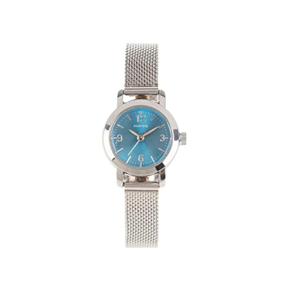 Parfois - Reloj Small Metal - Mujeres - Tallas M - Plateado: Amazon.es: Relojes