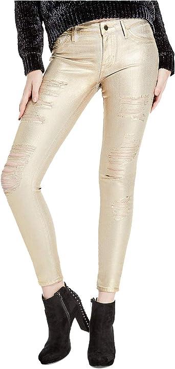 Amazon Com Guess Pantalones Vaqueros Para Mujer 30 Clothing