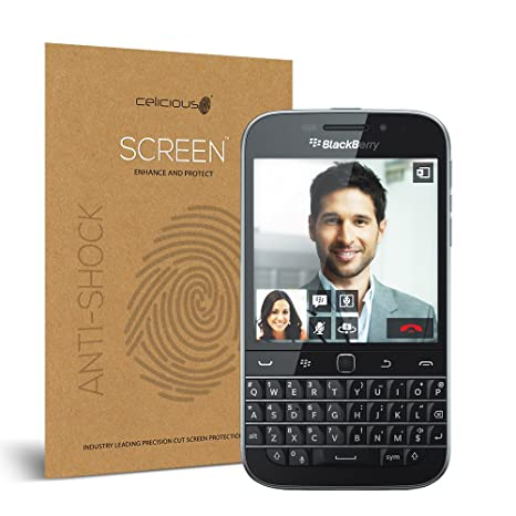 Amazon.com: Celicious – Impacto Blackberry Classic Q20 ...