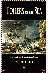 Toilers of the Sea - Victor Hugo [Platinum classics Edition](Illustrated) Kindle Edition