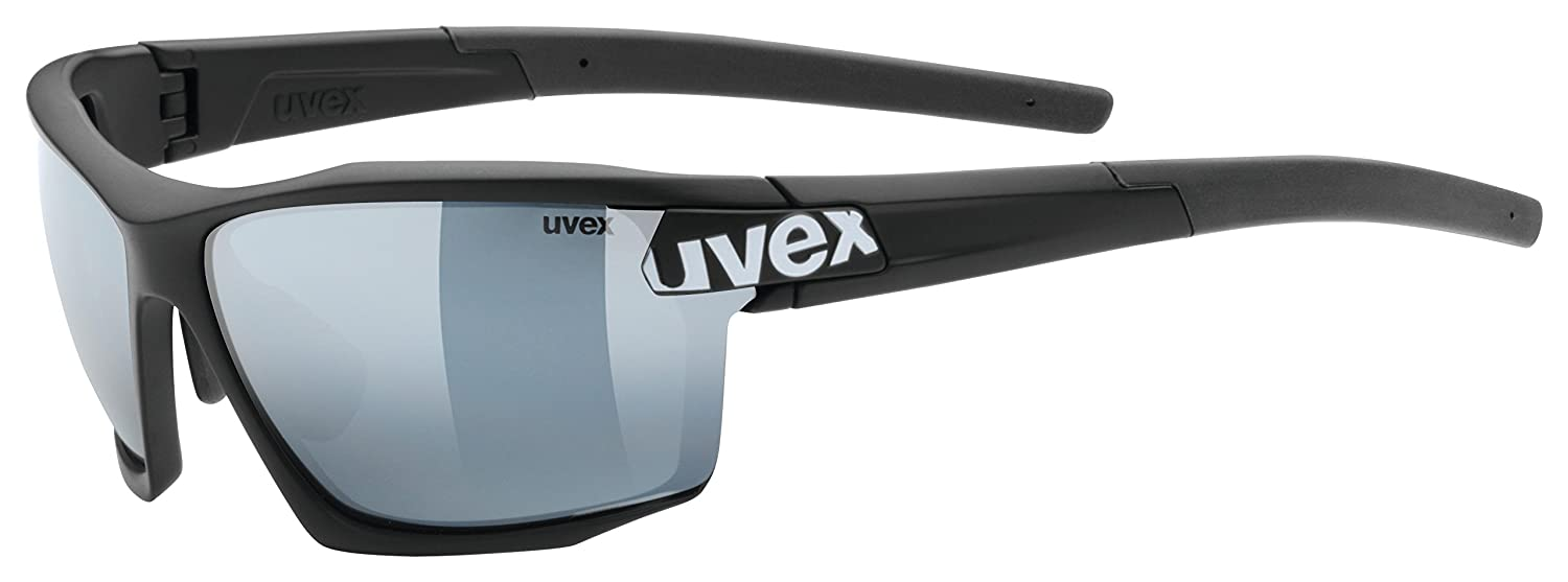 18729e2f39e8 Uvex Sportstyle 113 Glasses - Black