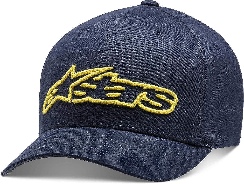 Alpinestars Blaze Flexfit Hat Gorra de béisbol para Hombre: Amazon ...