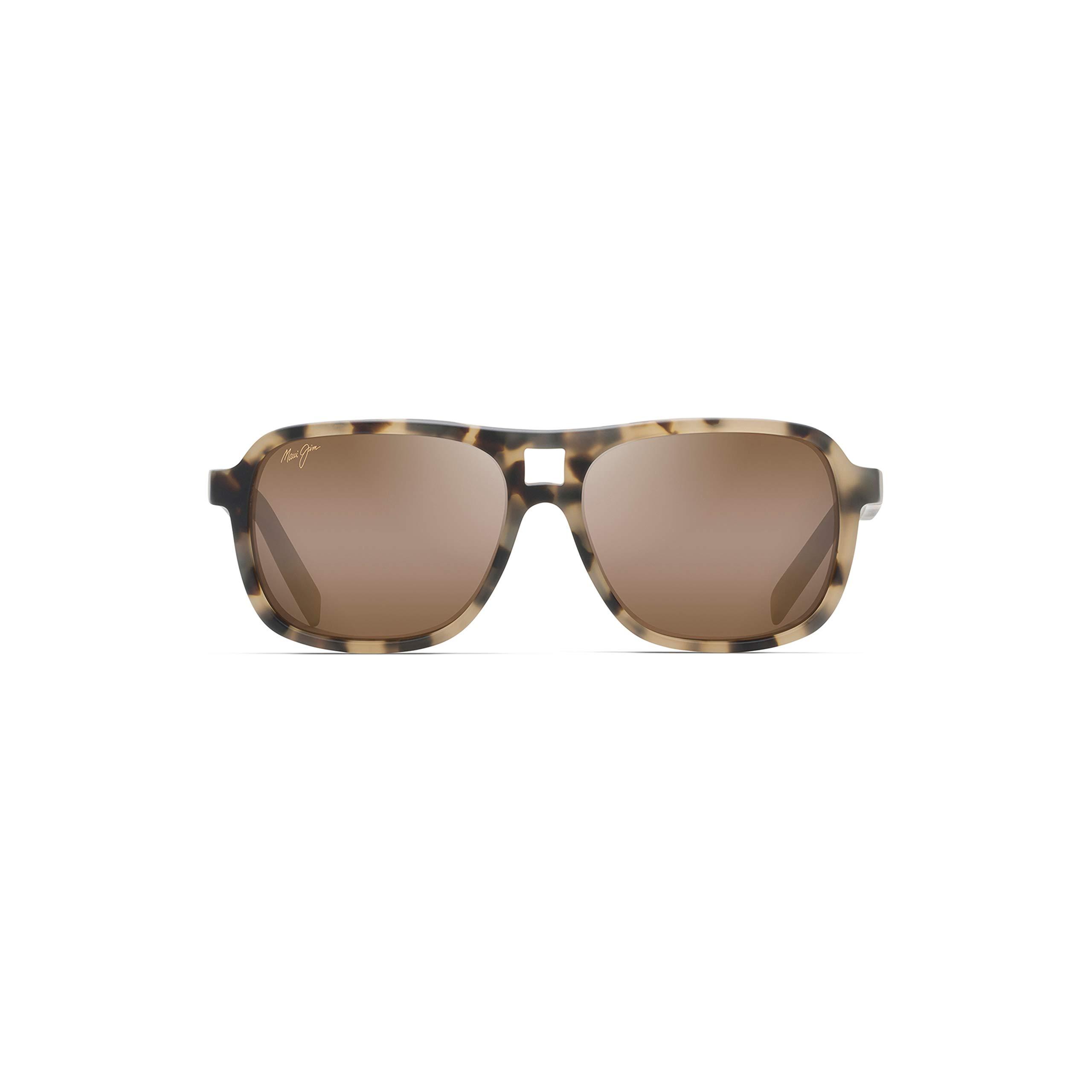 ویکالا · خرید  اصل اورجینال · خرید از آمازون · Maui Jim Little Maks H771-10ML | Polarized Matte Tokyo Tortoise Aviator Frame Sunglasses, HCL Bronze Lenses, with Patented PolarizedPlus2 Lens Technology wekala · ویکالا