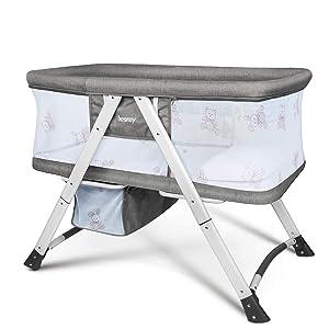 besrey Baby Travel Crib