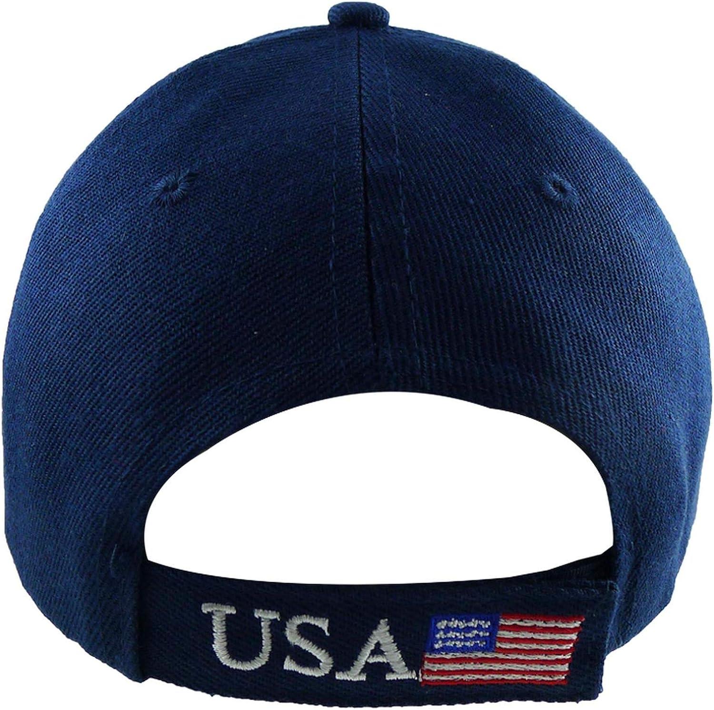 LoveMurica Donald Trump 2020 Hat Keep America Great 3D Embroidery KAG MAGA Baseball Cap USA Flag