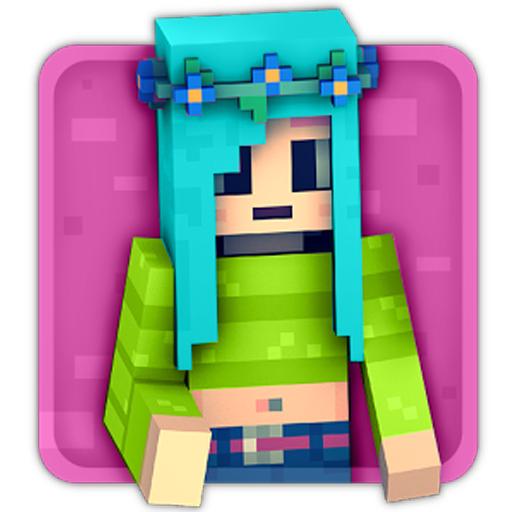 Mine Pocket Mod (Pixel Gun 3d Best Skins)