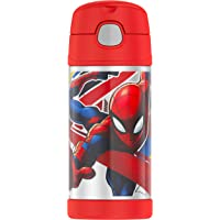 Thermos FUNtainer Insulated Drink Bottle, Spiderman, F40120SP6AUS