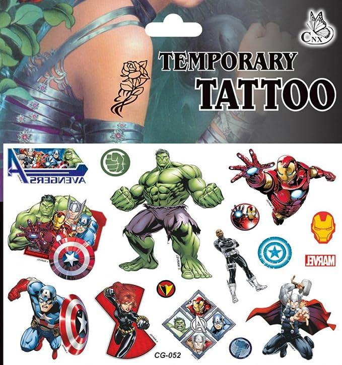 VBé Sheet of Marvel Avengers Assemble - Frozen - Spiderman ...
