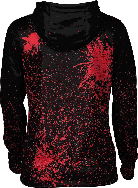 School Spirit Sweatshirt ProSphere University of The Incarnate Word Womens Pullover Hoodie Splatter