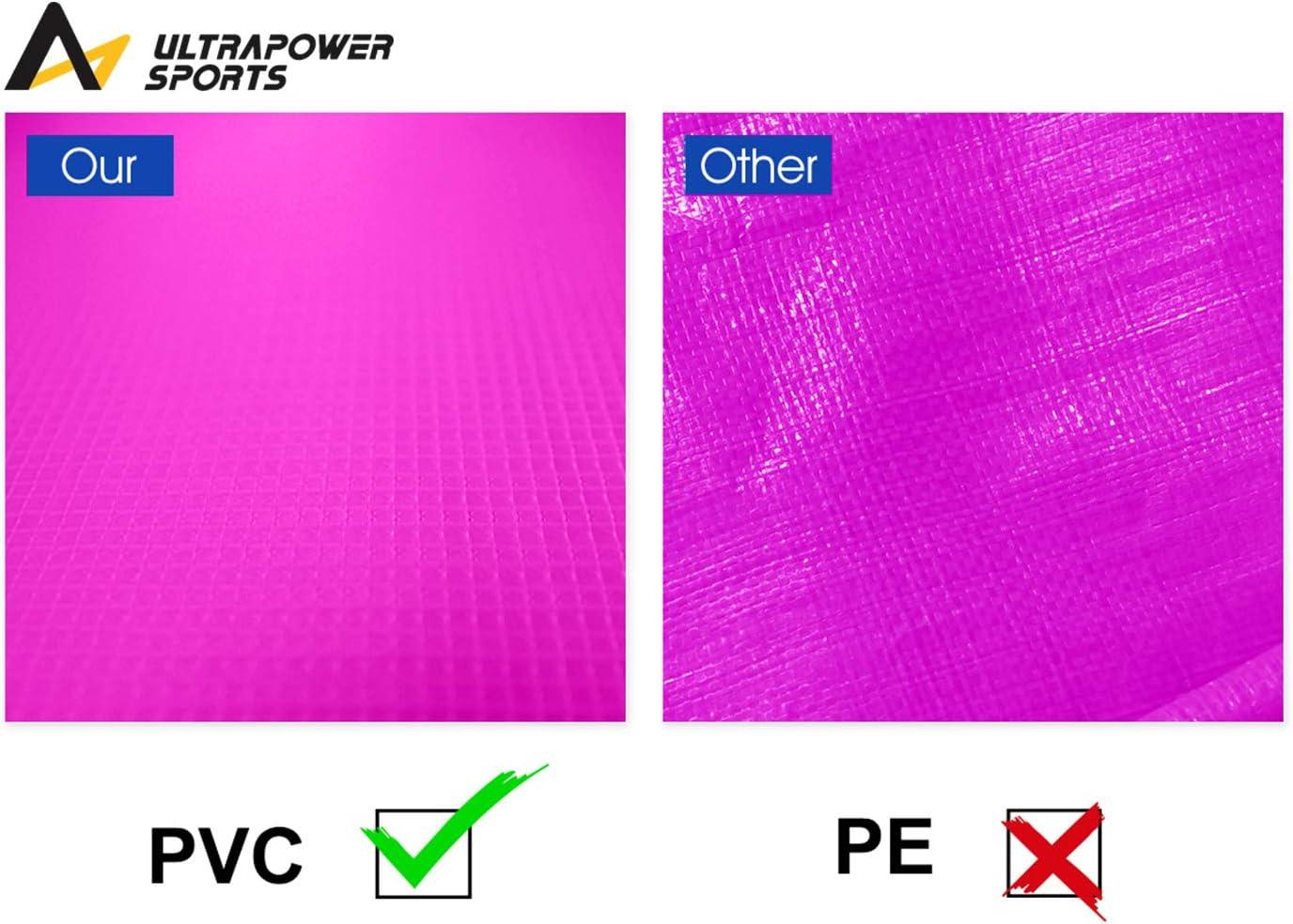 Filet de s/écurit/é nest Pas Inclus ULTRAPOWER SPORTS 244 305 366 cm Coussin de Protection Ressorts pour Trampoline 6barres 8barres r/ésistant au UV Anti-d/échirement Largeur 30 cm