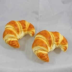 Just Dough It Fake Croissants (set of 2)