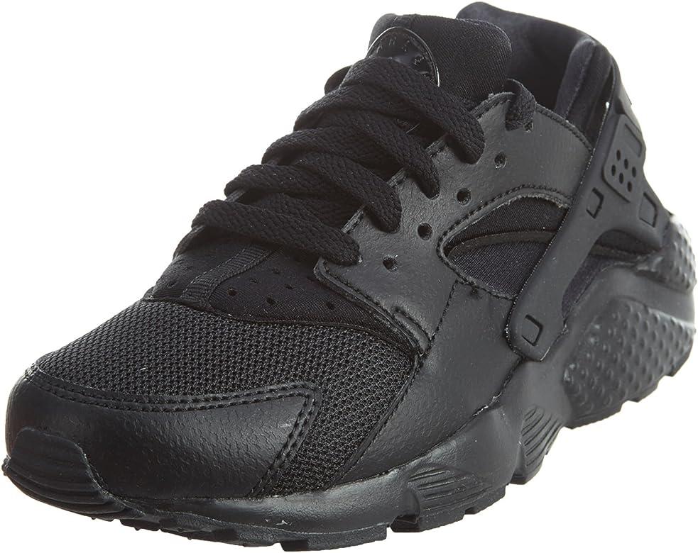 Nike Huarache Run (GS), Zapatillas Unisex Niños, Negro (Black/Black-Black 016), 36.5 EU: Amazon.es: Zapatos y complementos