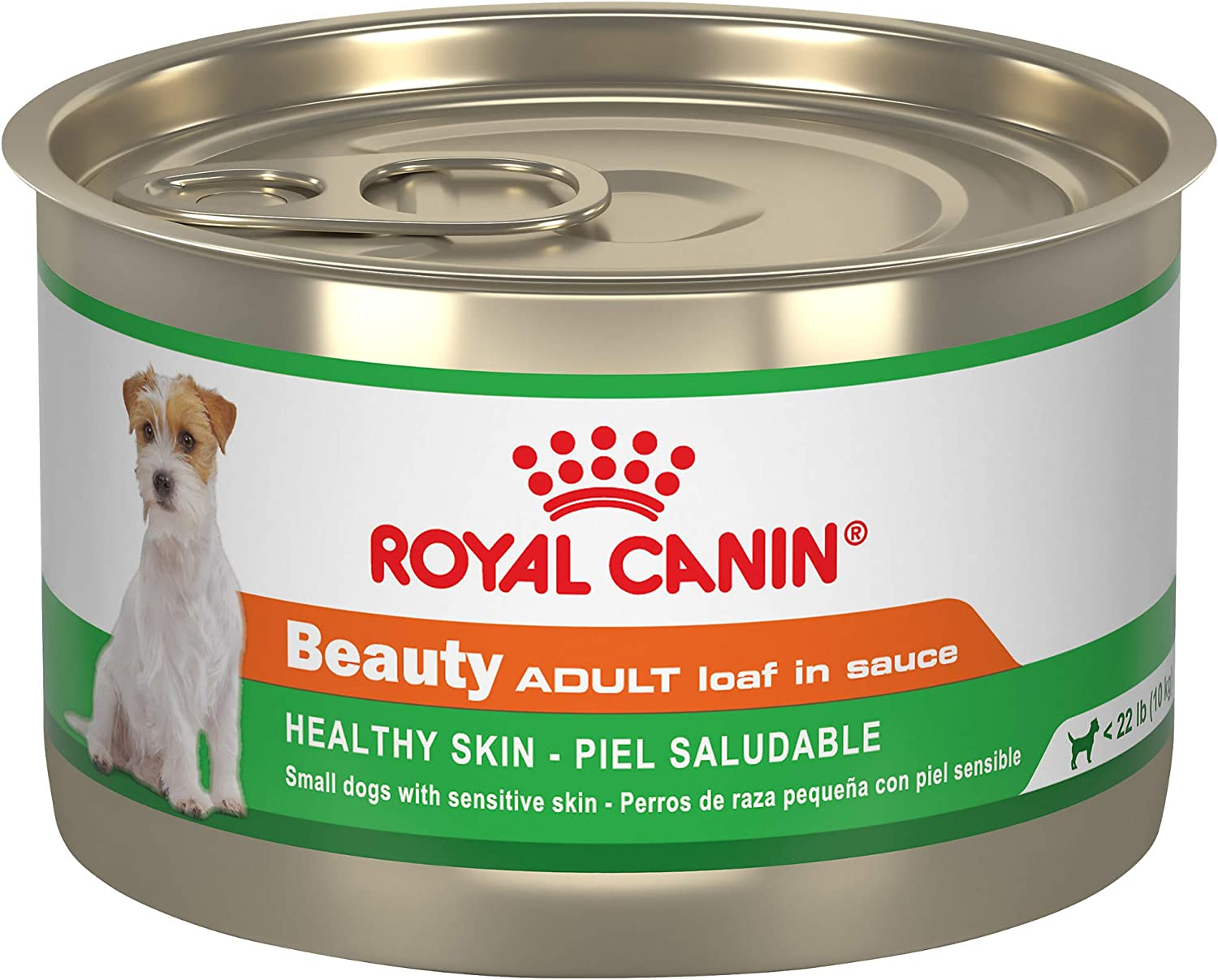 Royal Canin Canine Health Nutrition Adult Beauty Loaf in Sauce Canned Dog Food, 5.2 oz Can (Pack of 24)