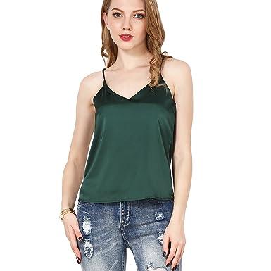 f54b9a73957 Shy Velvet Women Summer Cami Camisole Halter Top Plus Size Tank Top ...