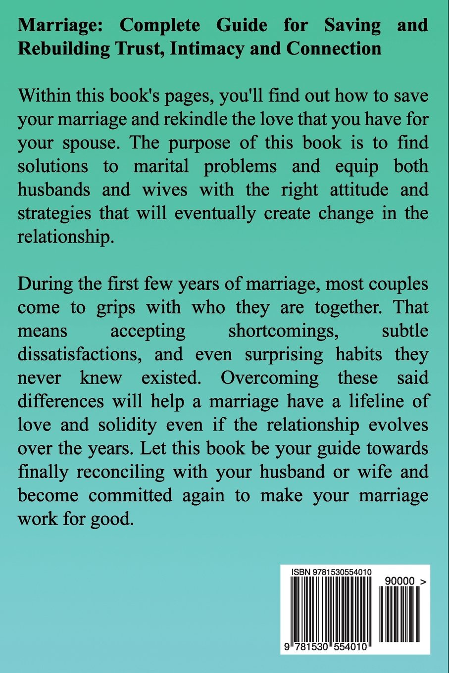 Marriage: Complete Guide for Saving and Rebuilding Trust, Intimacy ...