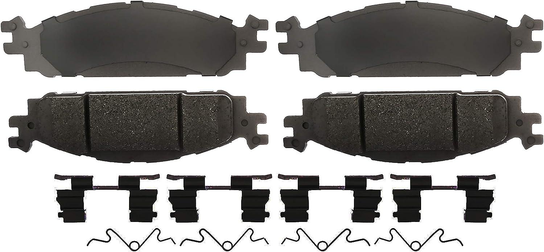 Raybestos SP1081XPH Brake Pad Set 1 Pack