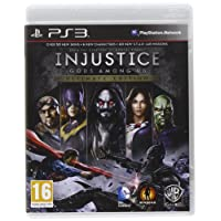 Injustice Gods Among Us Ultimate Edition (PS3)