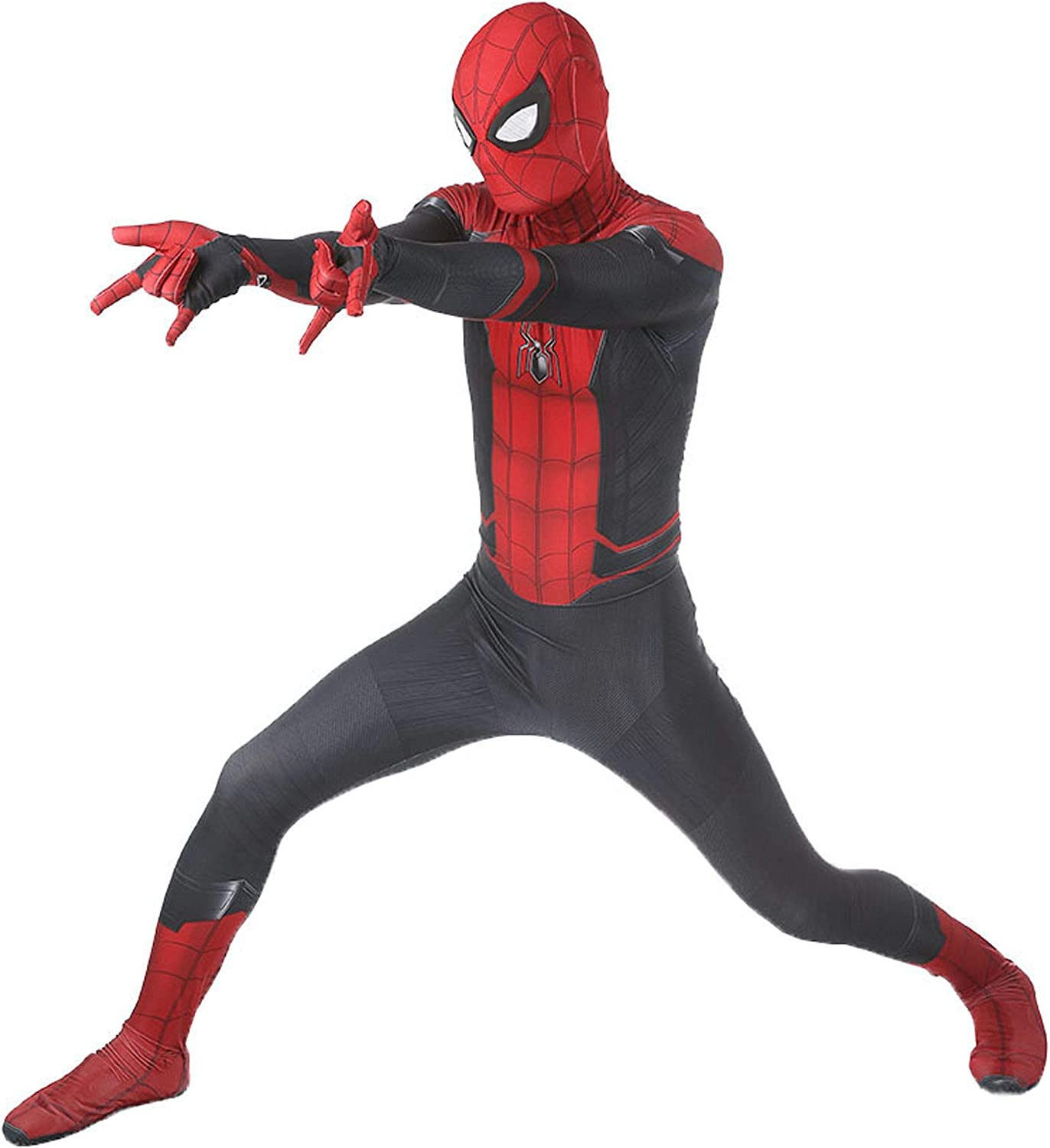 Blis Spiderman Far from Home Halloween Costume Unisex Adult Kids Cosplay Suit
