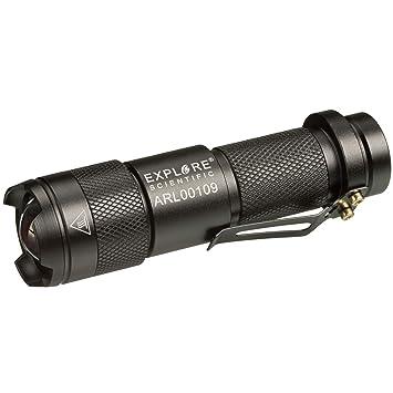 tolle sorten bestbewertetes Original kostenloser Versand Explore Scientific Astro R-Lite Rotlicht-Taschenlampe mit mehreren  Einstellungen und 360 Grad Signal-Funktion, ideal zum Erhalten der  Dunkeladaption