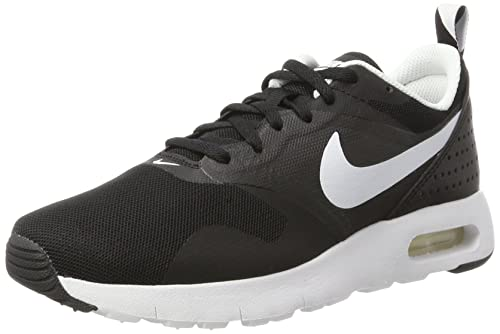 pretty nice 98592 fb513 Nike Air Max Tavas, Boys  Low-Top Sneakers, Black (Black