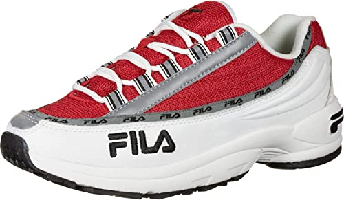 Fila DSTR97 Sneakers Uomini BiancoRosso Sneakers Basse