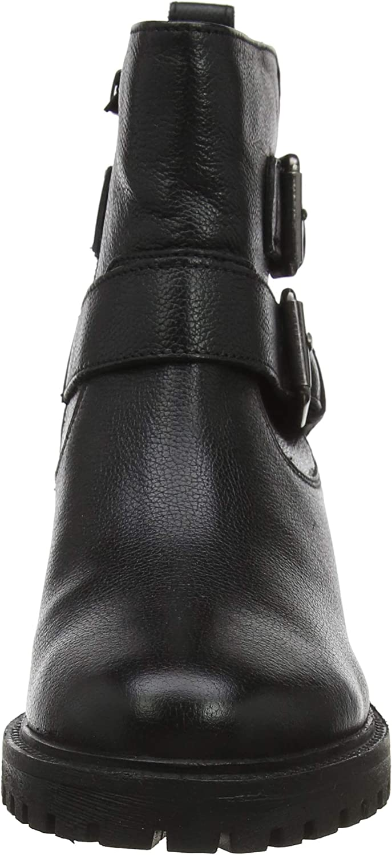 Geox D Hoara A Ankle Boot voor dames zwart