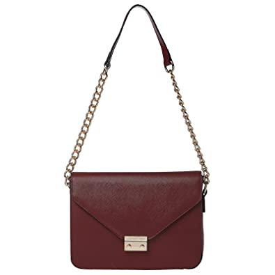 9b5a718129 Cerruti 1881 Bag For Women,Red - Saddle Bags: Amazon.ae: EuroNovelties