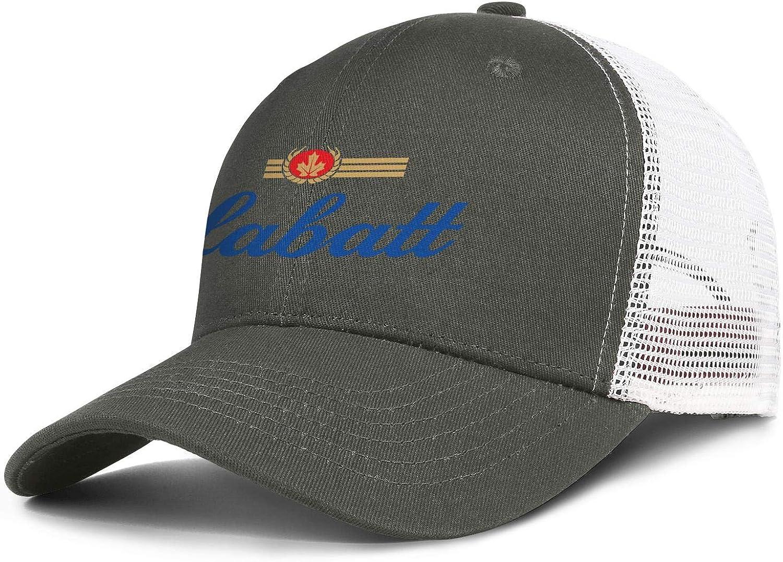 Men Womens Labatt-Beer Hats Simple Cap Athletic Caps