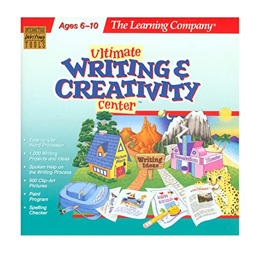 Amazon.com: Ultimate Writing & Creativity Center: Toys & Games